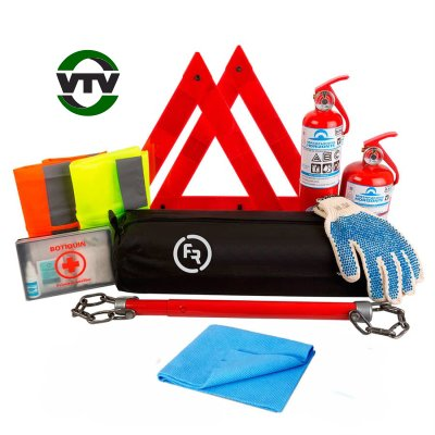 Kit de seguridad Automotor SEG104