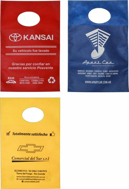 Bolsas de residuos para autos - BLR002 (Medidas)