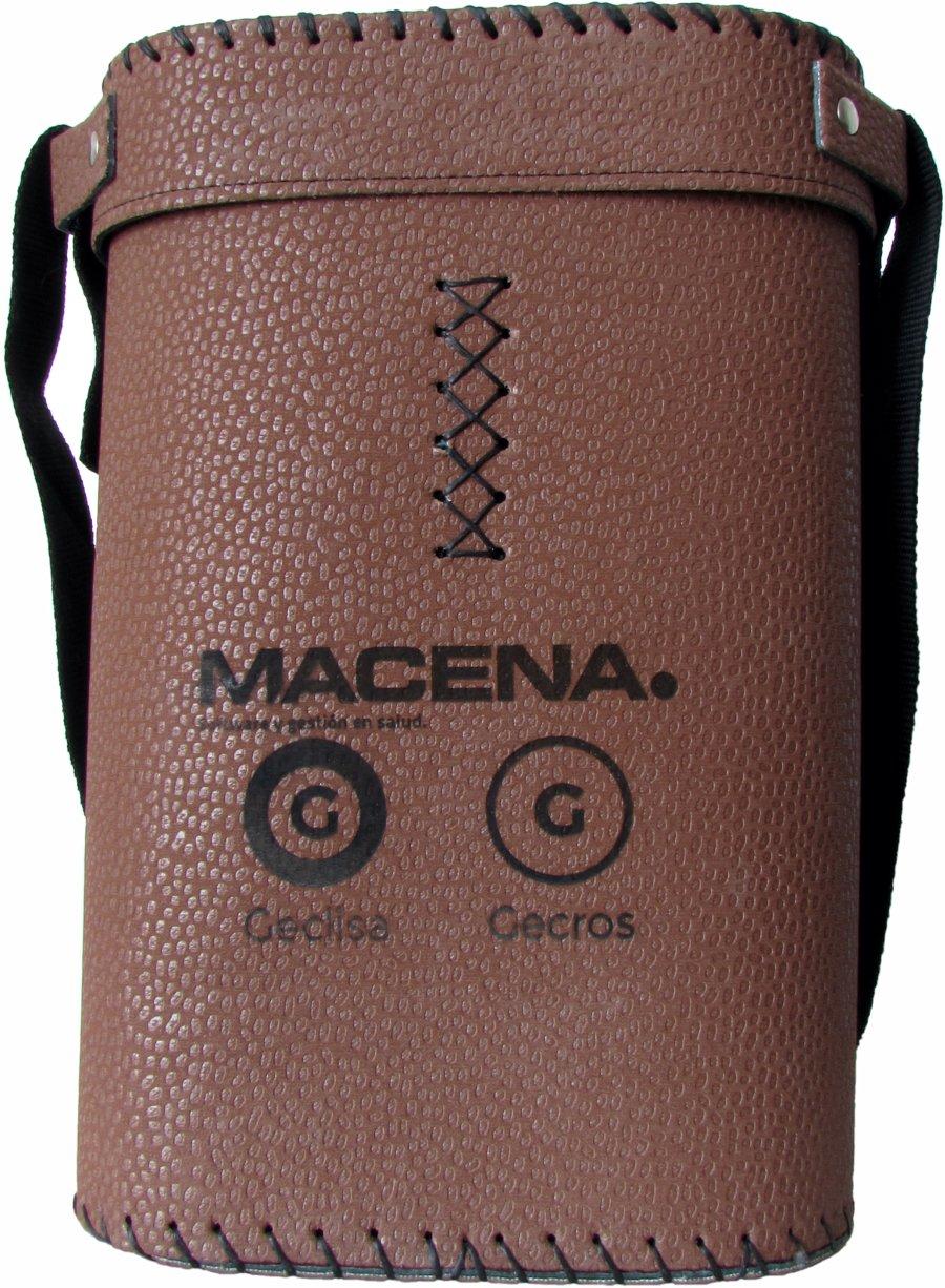 Bolso matero carpincho rígido personalizado (EMT202) - Fianchini