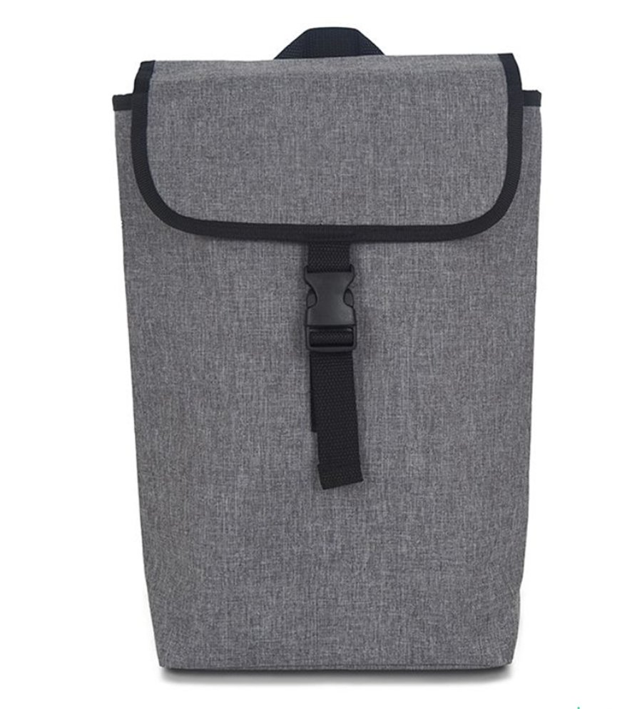 Bolso matero de tela polycanvas personalizado (EMT205) - Fianchini