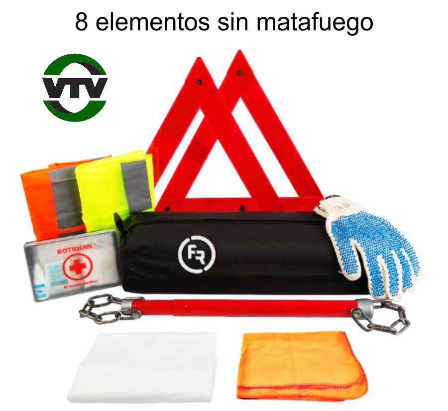 Kit de seguridad sin matafuego Personalizado (SEG101) - Fianchini