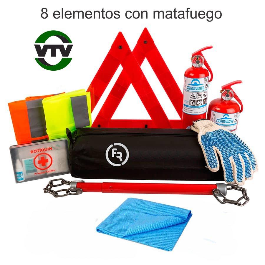 Kit de seguridad sin matafuego Personalizado (SEG104) - Fianchini
