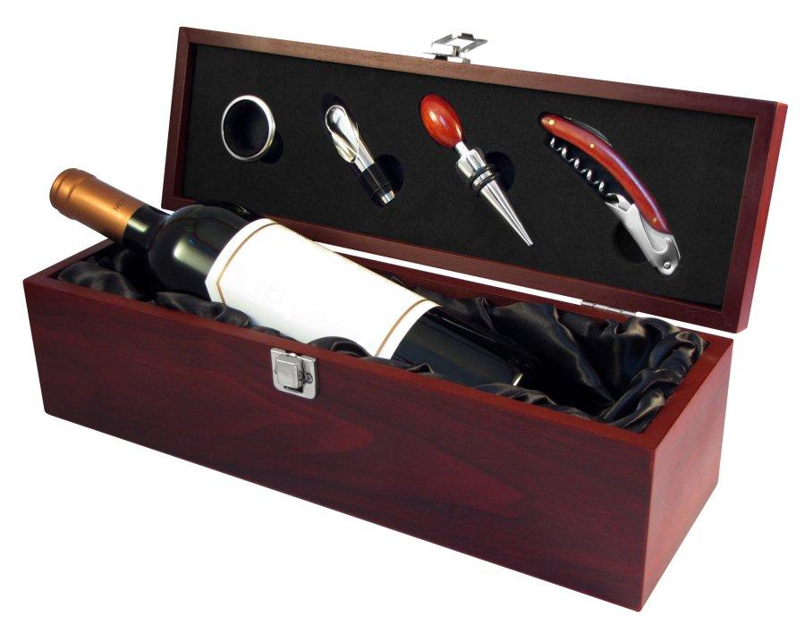 Set de vinos personalizados (SVN001) - Fianchini